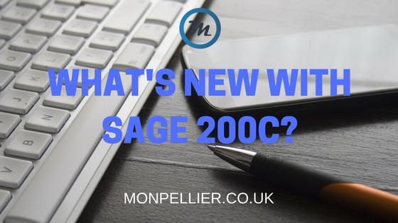 Sage 200c