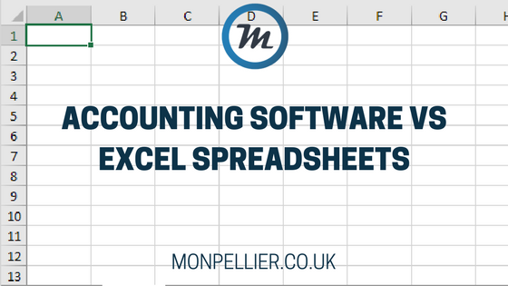 accounting software vs excel spreadsheets monpellier