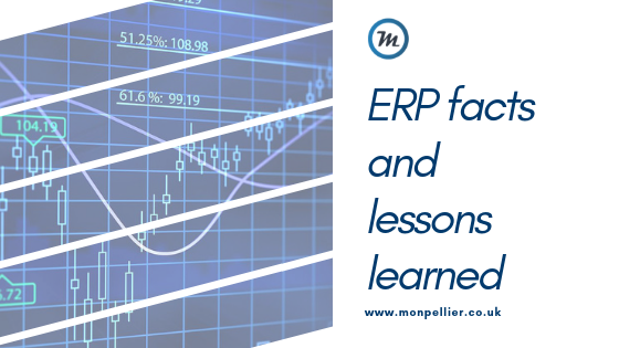 erp facts and lessons learned